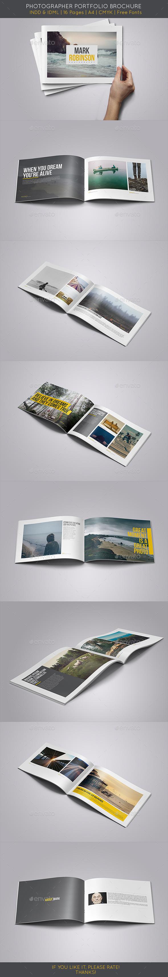 Portfolio Brochure Vol.1 - Portfolio Brochures