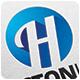 Houston Hunt Logo Template