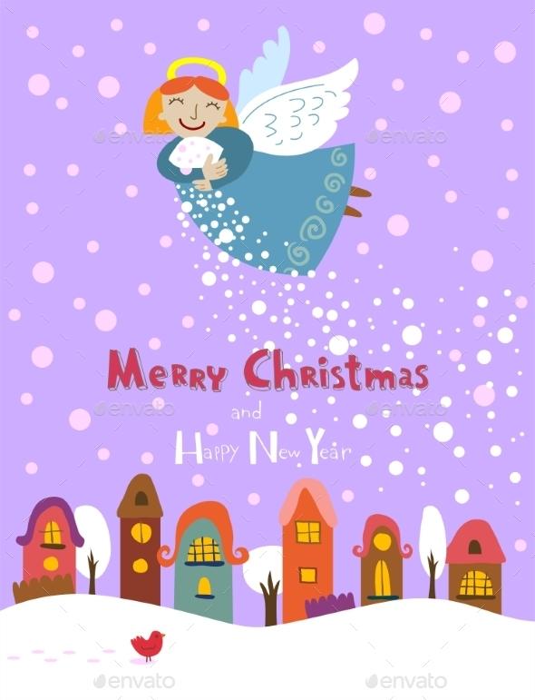 Christmas Angel  - Christmas Seasons/Holidays