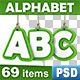 Alphabet Set - GraphicRiver Item for Sale