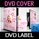 Baby Shower Party DVD Template Vol.2 - GraphicRiver Item for Sale
