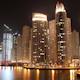 Fantastic Night Dubai Marina, United Arab Emirates 5 - VideoHive Item for Sale