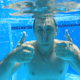 Underwater Swimming 13 - VideoHive Item for Sale