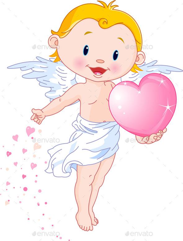 Cupid - Religion Conceptual
