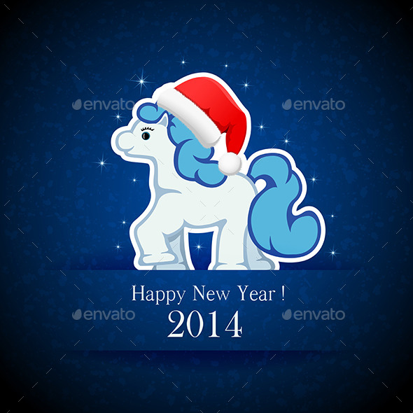 Little Horse - New Year Seasons/Holidays