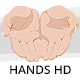 Hands HD - GraphicRiver Item for Sale