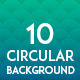 Circular Backgrounds - GraphicRiver Item for Sale
