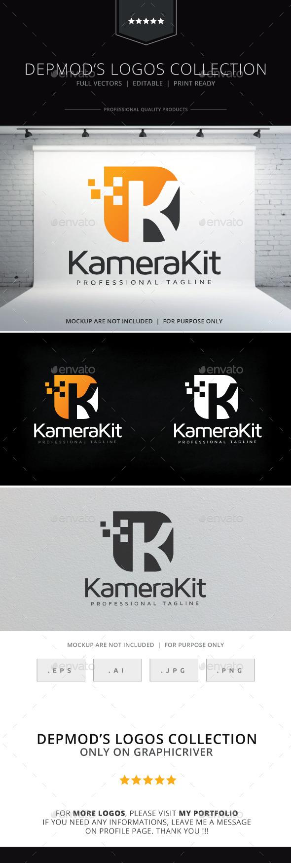 Kamera Kit Logo - Letters Logo Templates