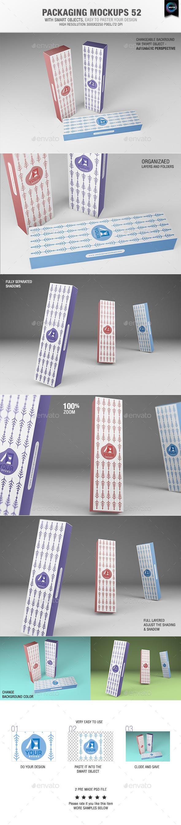 Packaging Mock-ups 52 - Packaging Product Mock-Ups