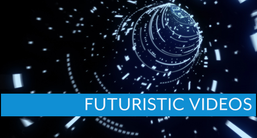 Futuristic Video Collection