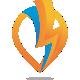 Lightning Spot Logo - GraphicRiver Item for Sale