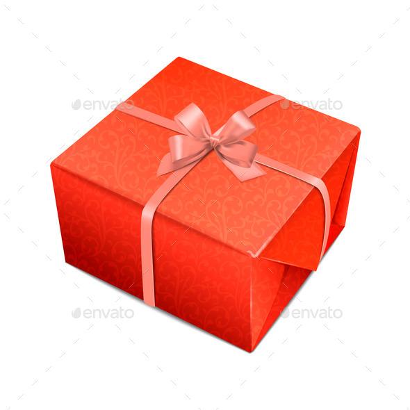 Giftbox - Seasons/Holidays Conceptual