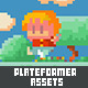 Platformer Game Assets Pack 2  - GraphicRiver Item for Sale