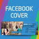 Cloth Facebook Cover Templates - 7 Color PSD  - GraphicRiver Item for Sale