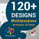 Standard Multipurpose Business ID Pack - GraphicRiver Item for Sale