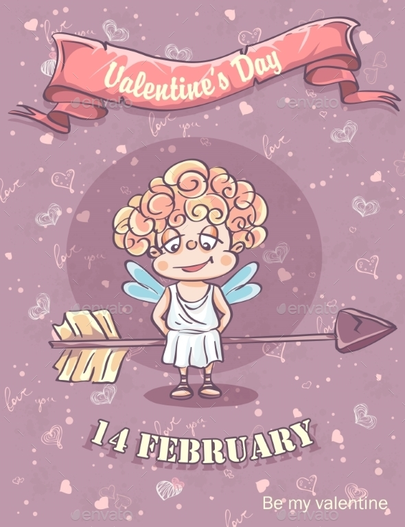 Greeting Card for Valentines Day - Valentines Seasons/Holidays