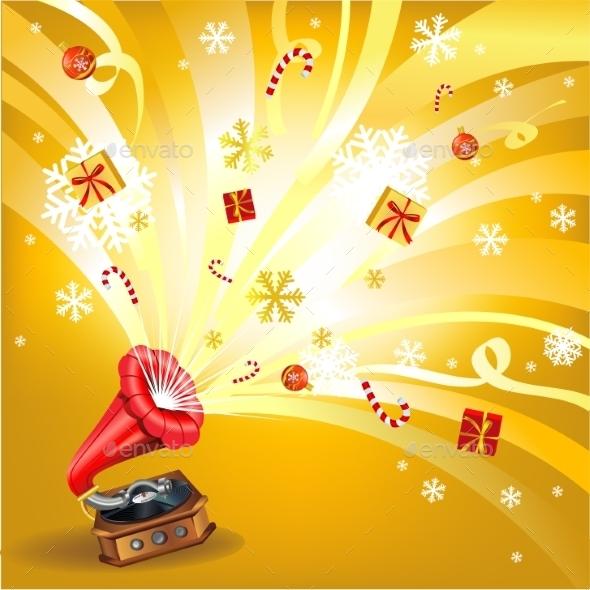 Holiday Splash - Patterns Decorative