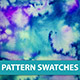 10 Tie Dye Pattern Swatches Vector - GraphicRiver Item for Sale