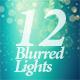 12 Blurred Lights - GraphicRiver Item for Sale