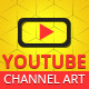 3 Multipurpose YouTube Channel - GraphicRiver Item for Sale