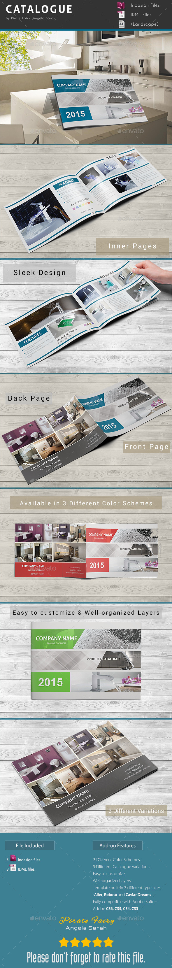 A5 Catalogue (Multipurpose) - Catalogs Brochures