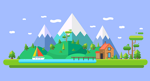 Building & Landscapes