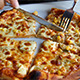 Pizza in Fast Food Restaurant - VideoHive Item for Sale