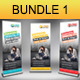 Corporate Business Rollups Bundle 1 - GraphicRiver Item for Sale