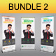 Corporate Business Rollups Bundle 2 - GraphicRiver Item for Sale