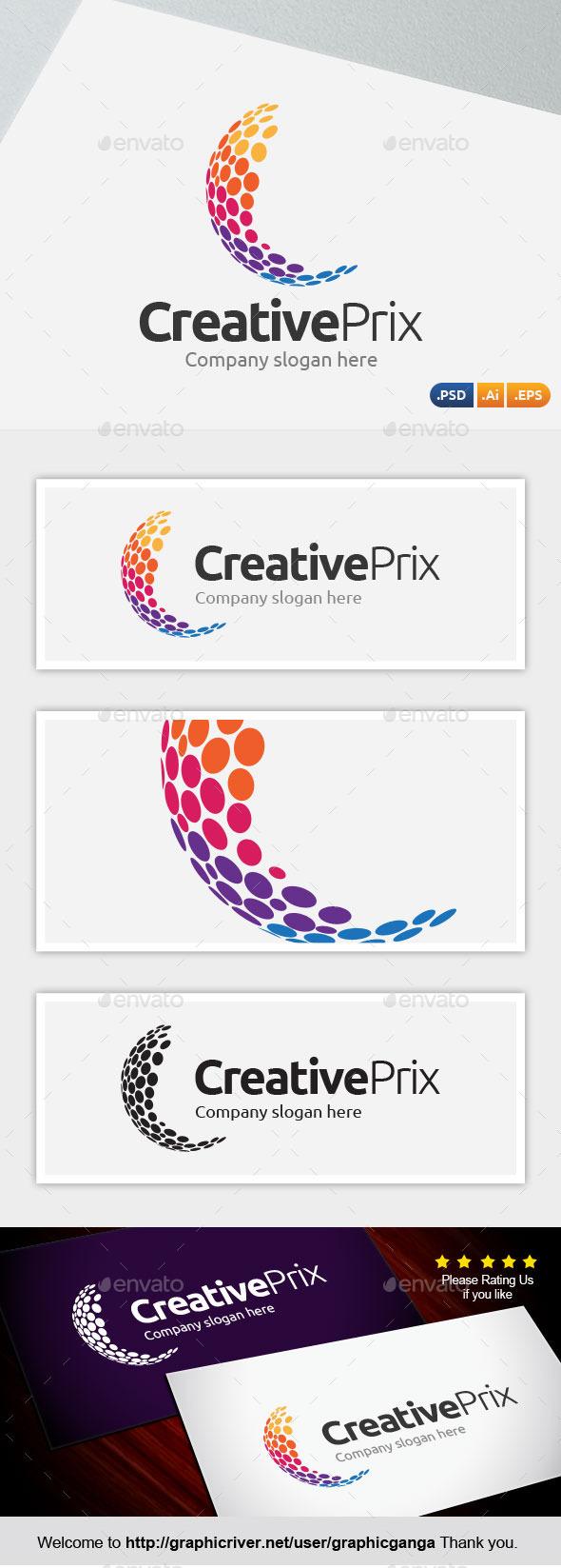 Creative Prix - Abstract Logo Templates