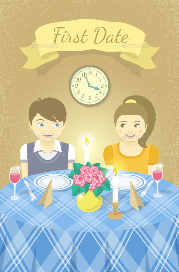 First Date - Valentines Seasons/Holidays