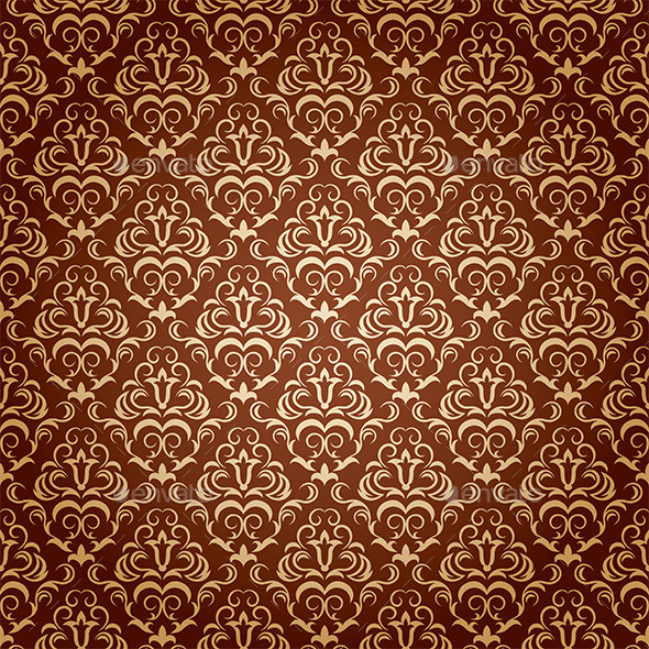 Seamless Wallpaper - Patterns Decorative
