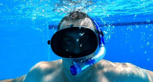 !!! Underwater clips