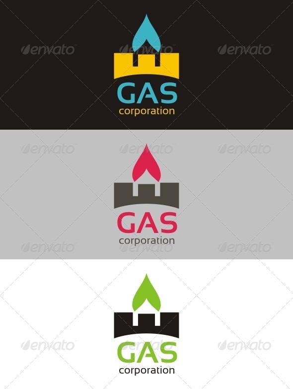 Gas Corp Logo - Symbols Logo Templates