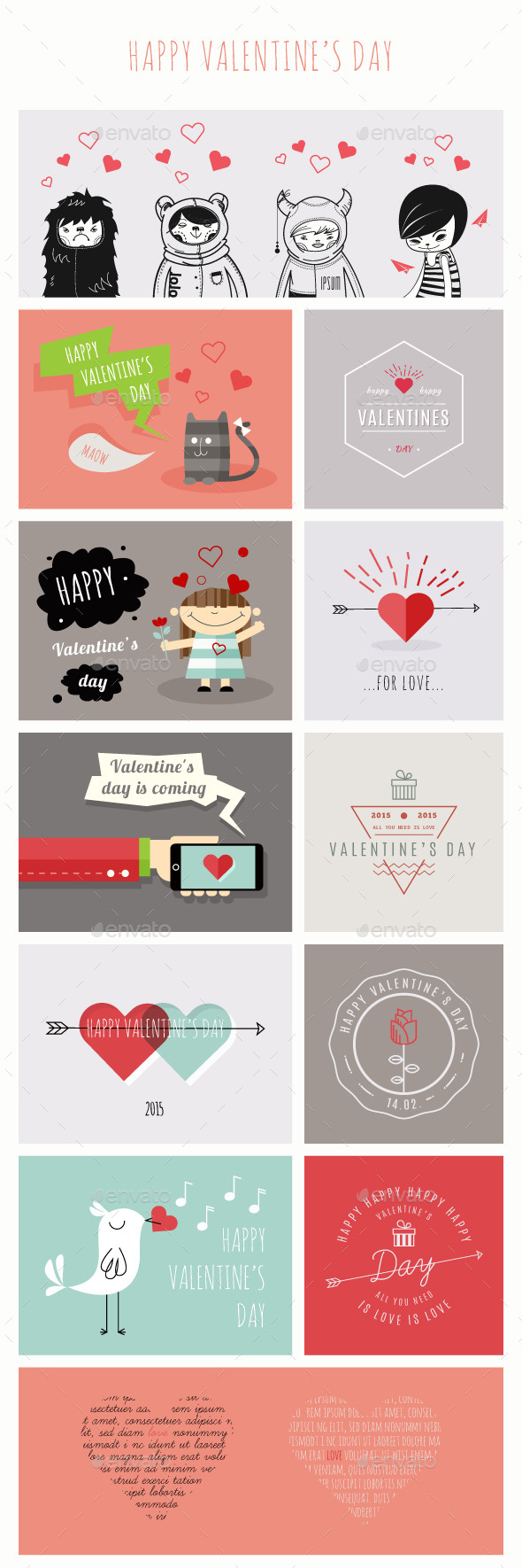 Happy Valentine's Day - Valentines Seasons/Holidays