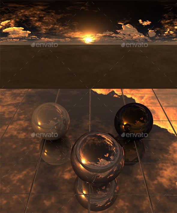 Desert 206 - 3DOcean Item for Sale