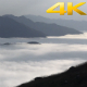 Above Clouds on Valley - VideoHive Item for Sale