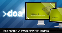 Keynote-/ Powerpoint-Themes