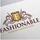 Fashionable Logo Template - GraphicRiver Item for Sale