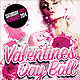 Valentines Day Ball Club Flyer - GraphicRiver Item for Sale