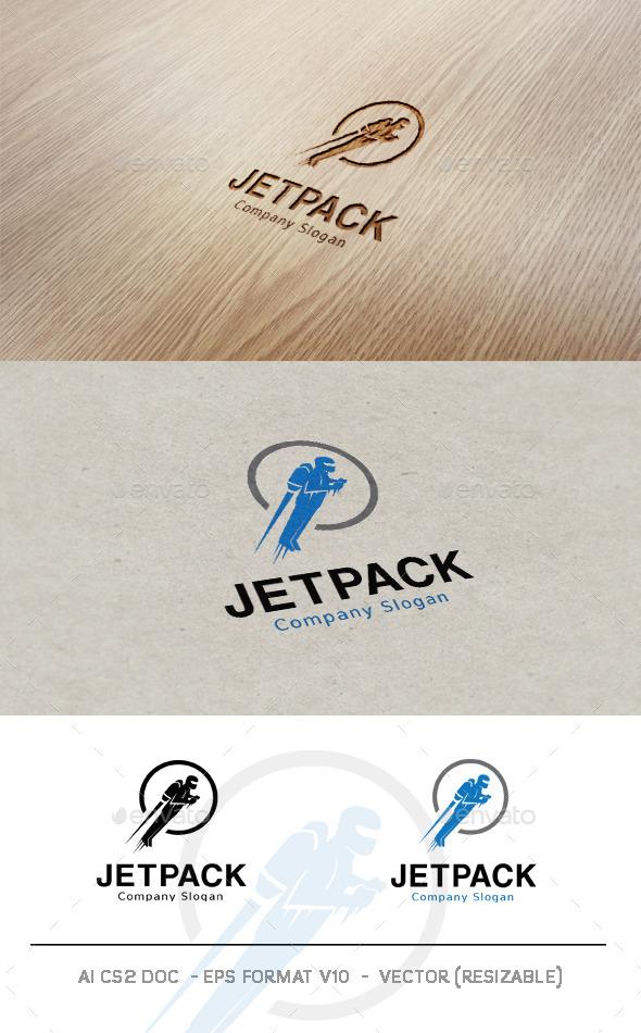 Jetpack Logo - Humans Logo Templates