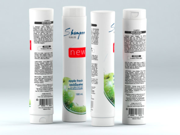 Shampoo Package - 3DOcean Item for Sale