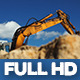 Construction Bits 8 -- Excavator Pack 4 - VideoHive Item for Sale