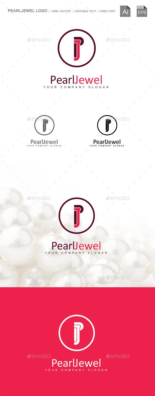 Pearjewel - Letters Logo Templates