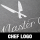 Classy and Minimal Chef Knife Logo Template - GraphicRiver Item for Sale