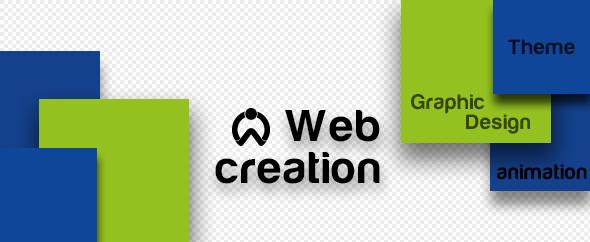 Webcreation