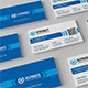 Corporate Business Card - RA75 - GraphicRiver Item for Sale