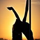 Pole Dancing At Sunrise - VideoHive Item for Sale