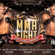 MMA Fighting Flyer Template #3 - GraphicRiver Item for Sale