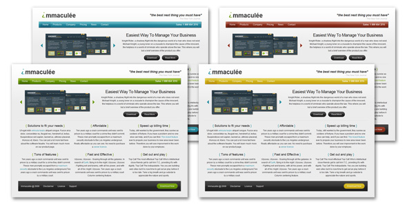 Free Download Immacule - Software / Web Apps / Portfolio Nulled Latest Version